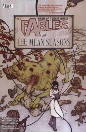 Fables Mean Seasons v 5