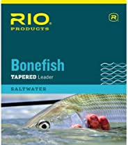 Rio Bonefish Tapered Leader 3 Pack 10' - Fly Fis