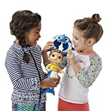 Baby Alive, Baby Shark Brown Hair Doll, with Tail & Hood, Inspired by Hit Song & Dance, Waterplay Toy for Kids Ages 3 Years Old & Up