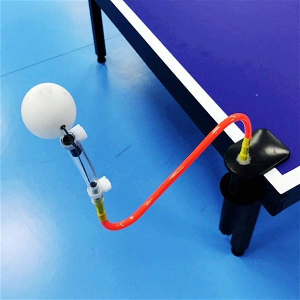 No Logo ZANGAO Tabla de Tenis Profesional Robot Ping Pong máquina de Bolas portátil Accesorios de Entrenamiento táctico Padel Pelotas ejercitador