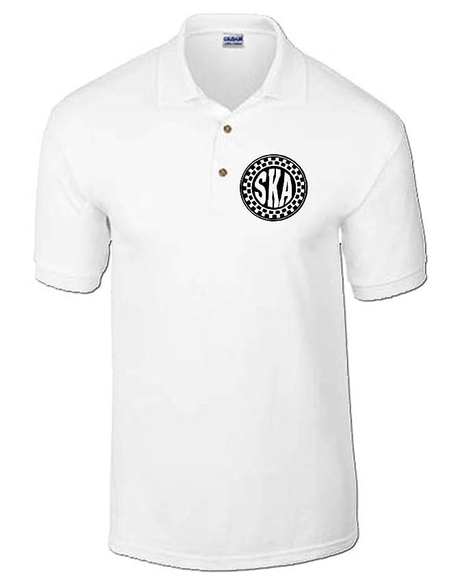 T-Shirtshock - Polo OLDENG00239 ska circle, Talla XXL: Amazon.es ...
