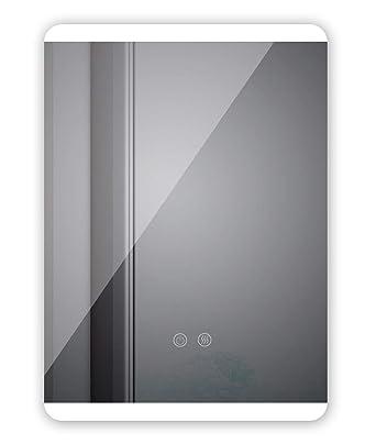 SOGOO® Nouvelle Génération L60 x H80cm 18W Lampe Miroir Salle de ...