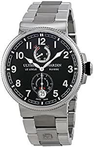 Ulysse Nardin Marine Chronometer Men's Watch 1183-126-7M/62