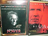 Blood Work , Absolute Power : Clint Eastwood 2 Pack Collection