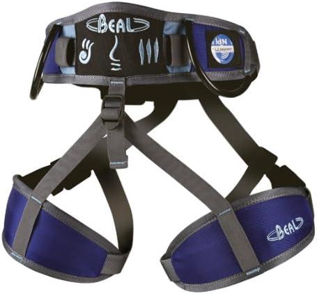 BEAL Aero Team III - Arnés de escalada, color azul: Amazon.es ...
