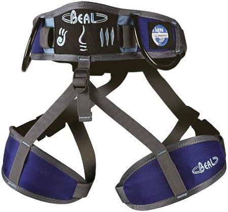 Beal Aero Team III - Arnés de Escalada, Color Azul
