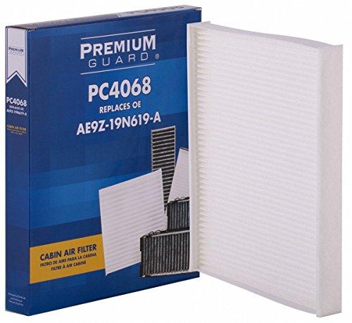 PG Cabin Air Filter PC4068 | Fits 2011-18 Ford Explorer, 2009-18 Flex, 2013-18 Police Interceptor Sedan, 2015-18 Police Interceptor Utility, 2014-18 Special Service Police Sedan, 2009-18 Taurus