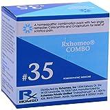 Rxhomeo Combo # 35 - Sciatica