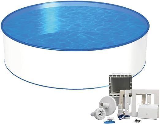 Pool Basic redondo forma Diámetro 3, 50 m x 1, 20 m 0, 8 mm ...