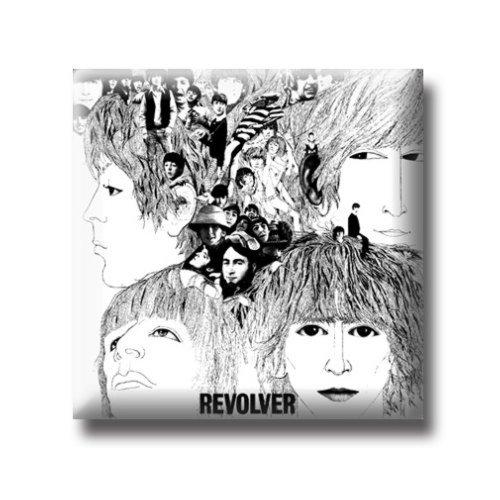 Metal Lapel Pin - The Beatles Classic Album Covers - Revolver