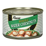 Reese Water Chestnut Whole, 8 oz