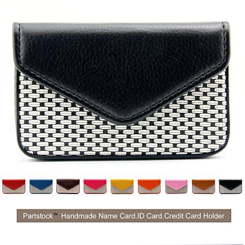 Leather Pocket Business Card Holder - 9