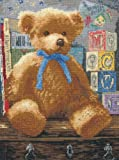 Candamar Designs A Trusted Friend by Thomas Kinkade No.51642 Counted Cross Stitch Kit, 11 by 14-Inch
