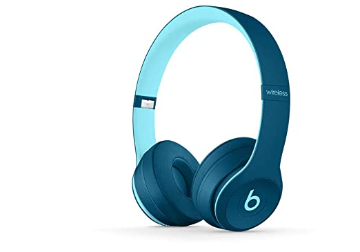 Beats Solo3 Wireless ワイヤレスヘッドホン - Beats Pop Collection - Popブルー