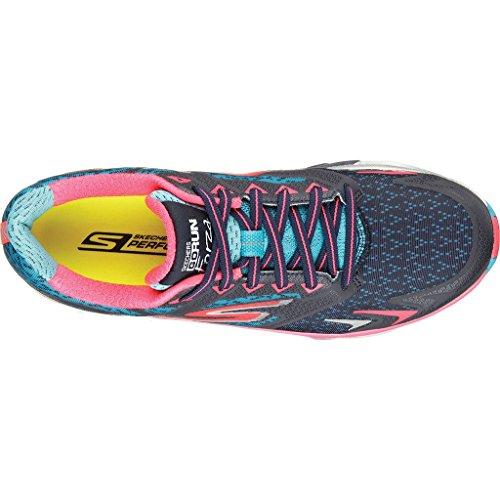 Skechers Performance Dames Gaan Hardlopen Forza Boston 2016 Hardloopschoenen Marine / Hot Pink