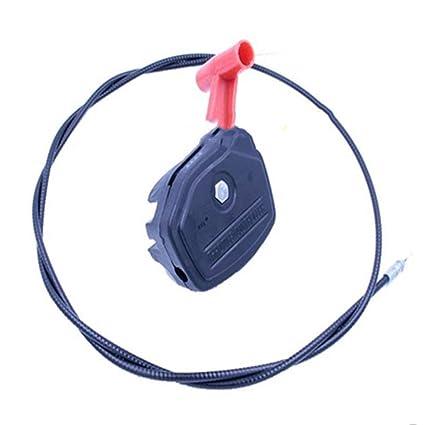 Viviance Cable De Acelerador Universal De 142 Cm 56Inch Y Palanca ...