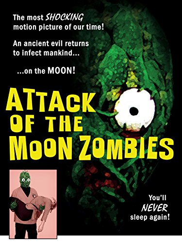 Attack of the Moon covid 19 (Plants Zombies Pattern coronavirus)