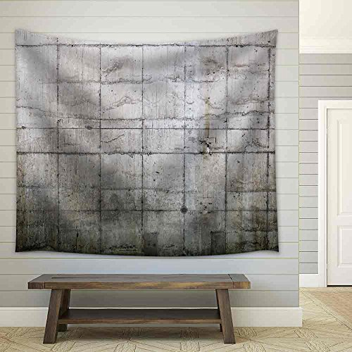 Old Grunge Obsolete Wall Fabric Wall