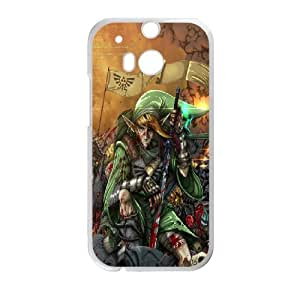 Cell Phone case The Legend of Zelda Cover Custom Case For HTC One M8 MK9Q982223