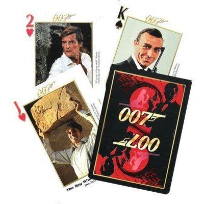 Cartamundi James Bond Collectible Tin: Toys & Games