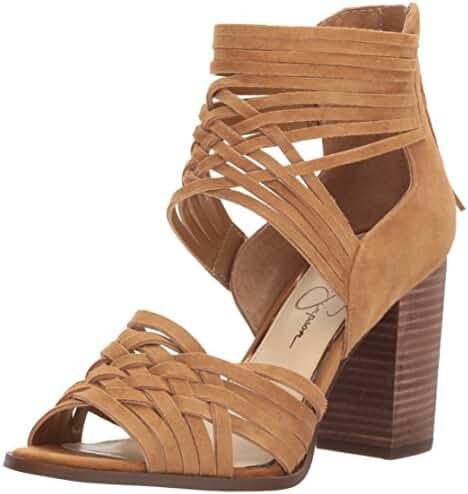 Jessica Simpson Women's Reilynn Heeled Sandal