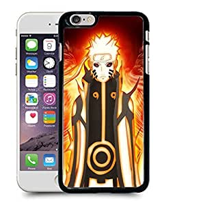 Case88 Designs Naruto Namikaze Minato Protective Snap-on Hard Back Case Cover for Apple iPhone 6 Plus 5.5""