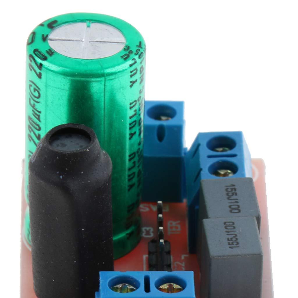 FLAMEER 2-Wege Frequenzteiler Lautsprecher H/öhen Bass Sound DIY