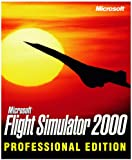 Microsoft Flight Simulator 2000 Professional - PC