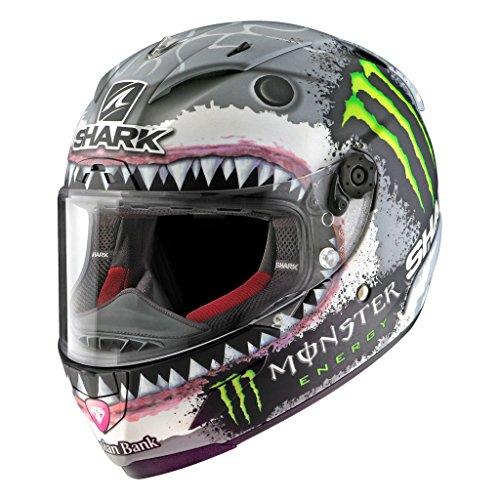 Shark Helmets RACE-R PRO Replica Lorenzo - WHITESHARK - S