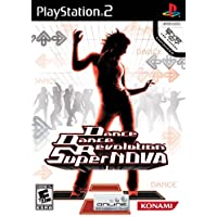 Dance Dance Revolution Supernova - PlayStation 2 (Juego)