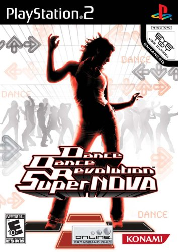 Dance Dance Revolution Supernova - PlayStation 2 (Game) (Ps2 Complete Console)