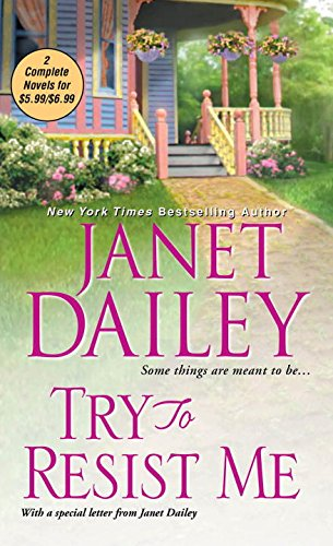 book cover of Try to Resist Me