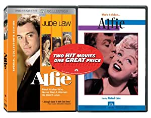 Alfie Two-Pack (1966 & 2004 Versions)