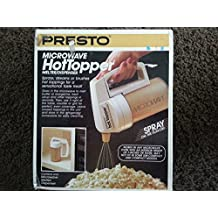 Presto Hot Topper Microwave Melter/ Dispenser (white)