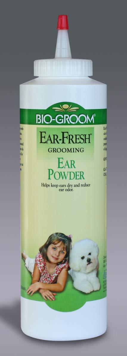 Bio-Groom Ear Fresh Medicated Ear Powder 85 Gm by Bio-Groom (Bio-Derm Laboratories)