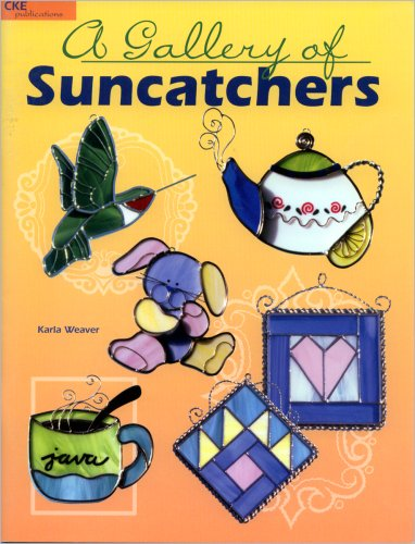 A Gallery of Suncatchers - Glass Stained Gallery Suncatcher