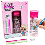 L.O.L. Surprise! Color Your Own Water Bottle by