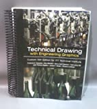 img - for TECHNICAL DRAW.W/ENGR.GRAPHICS>CUSTOM< book / textbook / text book