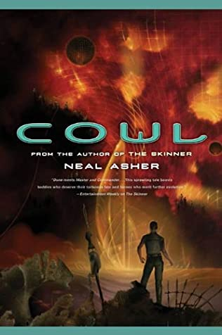 book cover of Cowl