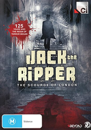 Jack The Ripper Scourge Of London | 3 Discs | Documentary | NON-USA Format | PAL | Region 4 Import - Australia