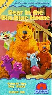 Amazon.com: Bear in the Big Blue House: A Berry Bear Christmas ...