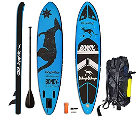 WoopWoop Tabla Paddle Surf Hinchable Outlet Bondy 11 ...