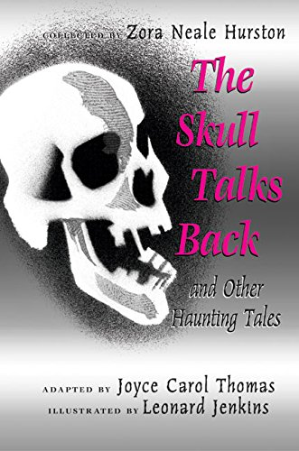 Books : The Skull Talks Back: And Other Haunting Tales