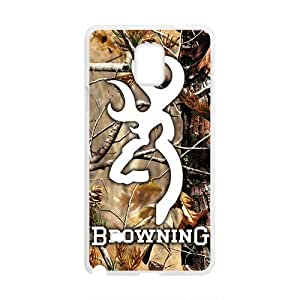 Autumn scenery Browning Cell Phone Case for Samsung Galaxy Note4