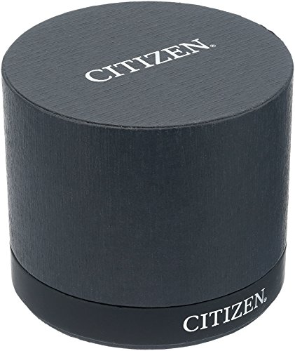 Citizen Men's ' Quartz Stainless Steel Casual Watch, Color:Black (Model: BI5037-52E)