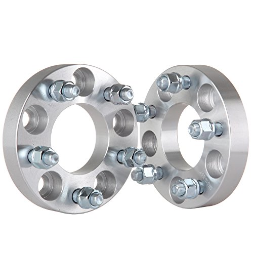 2006 Mustang Mach 1 - SCITOO 2X 1 inch 5x4.5 to 5x4.5 Wheel Spacers 1 inch 1/2 inch Stud Compatible with 2003-2004 Ford Mach I Explorer Sport Trac Lincoln Aviator Mercury Mountaineer
