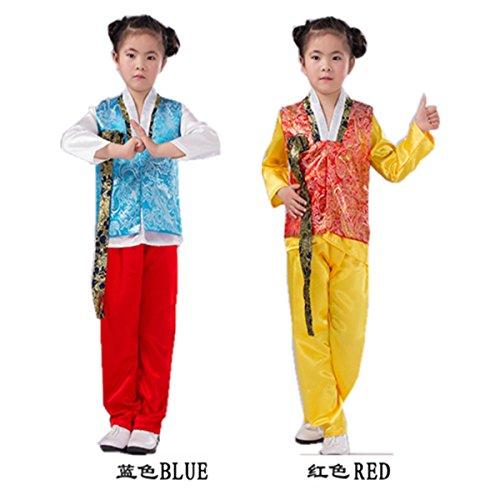 [Korean traditional costume hanbok dress for Boys] (Korean Costume For Boys Kids)