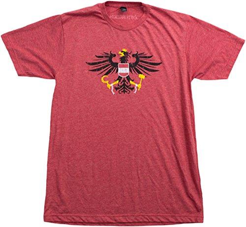 Austria Pride | Vintage Style, Retro-Feel Austrian Oesterreich Unisex T-shirt