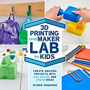3D Printing and Maker Lab for Kids (Lab for Kids (22))