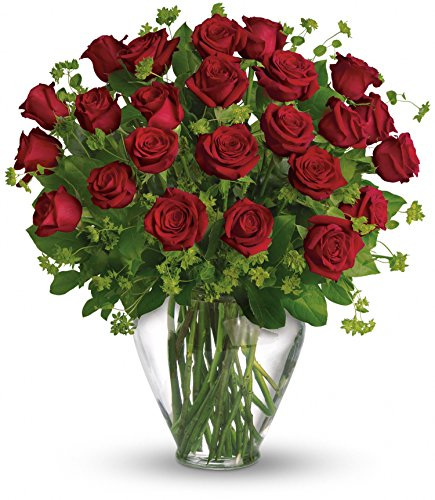 Chicago Flower Co. - My Perfect Love - 2dz Long Stemmed Red Roses - Fresh and Hand Delivered by Chicago Flower Company